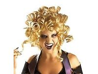 ONCE UPON A NIGHTMARE GHOLDILOCKS FANCY DRESS WIG GREAT FOR HALLOWEEN PARTY