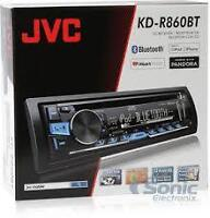 JVC, Bluetooth USB, AUX IPOD, IPHONE ...,Garante un ans
