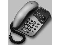 BT DECOR 500 Wired Phone With Answer Machine