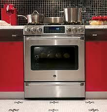 MASSIVE CLEAROUT ON STAINLESS STEEL STOVES! HUGE SAVINGS!