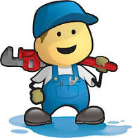 Need an affordable Plumber? I do side jobs.