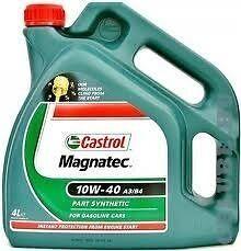 Castrol Magnatec 10W-40 – 4 litres - sealed