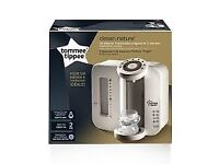 Tommee Tippee Perfect Prep Machine and a brand new unopened filter