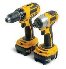 Cordless Dewalt Tools with battery and charger Joondalup Joondalup Area Preview