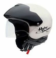 Casque moto pour femmes 3/4 Harley-Davidson