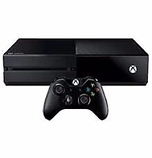 Xbox one with 6 month online 5 games 1 pad
