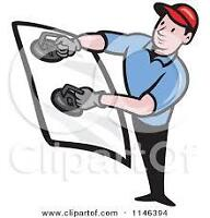 install and repair windshield     for vehicals