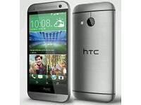 Htc One mini 2 Grey (Unlocked) in good condition
