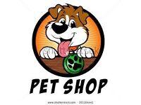 Pet Shop general assistants