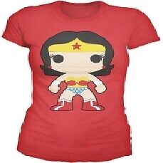FUNKO-POP-WONDER-WOMAN-DC-COMICS-JUNIORS-WOMENS-T-SHIRT-SIZE-LARGE