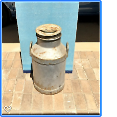 Milk Can, vintage