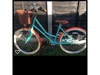 Elswick Infinity Ladies Heritage Bike With Front Basket