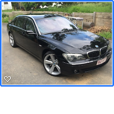 2005 740LI  BMW WILL TRADE FOR RENOVATION WORK OR ITEM OF SAME VALUE Tallai Gold Coast City Preview