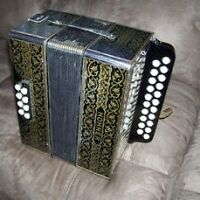 Hohner Accordion (Melodeon)