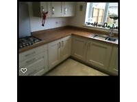 Kitchen specialists with over 10 years experience. We cover all Greater Manchester + 20 miles