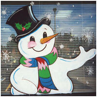 WINDOW PAINTING, CHRISTMAS IMAGES, TEXT ETC..
