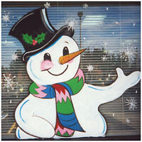 CHRISTMAS WINDOW PAINTING! IMAGES, TEXT
