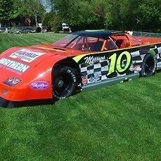 1 Port City Super Late Model Race Car with 28ft Trailer