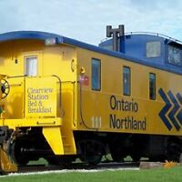 Birthday, Anniversary or Romance---Stay in a Caboose