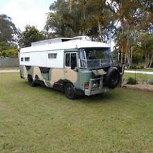 Toyota Coaster Motor Home for serious extended Travel Redland Bay Redland Area Preview