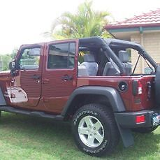 2010 Jeep Wrangler Unlimited Hardtop/Convertible Tin Can Bay Gympie Area Preview