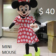Minion-Dora-Paw patrol ,Mickey Mouse &  more costumes for rent St. John's Newfoundland image 9