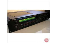 Roland JV1080 Super JV. Mint Condition Fully Working Layer with soft synths for a studio sound