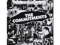 WANTED 'COMMITMENTS' Style Band Members