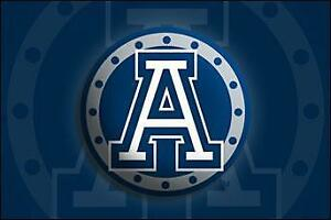DISCOUNT SEATS - ARGONAUTS vs BC LIONS  18 AUGUST