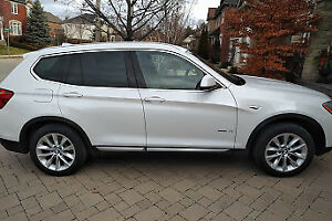 2015 BMW X3 xDrive28i, PRIVATE SALE, WHITE, 64,000KM GREAT SHAPE