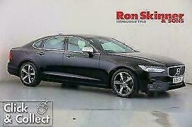 image for 2018 Volvo S90 2.0 D4 R-DESIGN 4d 188 BHP Saloon Diesel Automatic