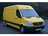 MAN WITH A VAN, PICKUP, REMOVAL, DELIVERY & HIRE SERVICES. From £15