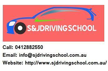 S&J DRIVING SCHOOL -   WESTERN SYDNEY Kellyville Ridge Blacktown Area Preview