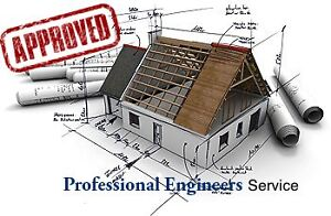 Building Drawing Permit Stamp, Structural Engineer ing Solutions