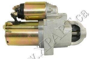 New DELCO Starter for CHEVROLET ASTRO VAN,BLAZER SDR0296