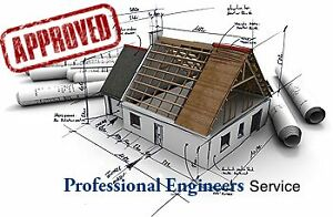 Building, Renovation, Construction Permit Drawing, Licensed Eng.