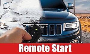 Remote starter installation!