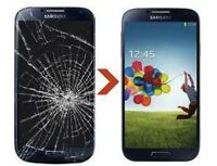 Fix Galaxy S5 S4, S3 Note 2/3/4 Ace 2 LCDs Windsor Cell Phone