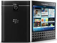 Blackberry Passport 4.5 Inch HD 32GB Mobile Phone - unlocked smartphone