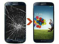 Samsung Galaxy S5, S4, S3, Note 3, Note 2 Screen Repair Service Birmingham +12 Months Guarantee!