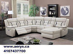 WHOLESALE FURNITURE WAREHOUSE LOWEST PRICE GUARANTEED WWW.AERYS.CA sectionla starts from $299