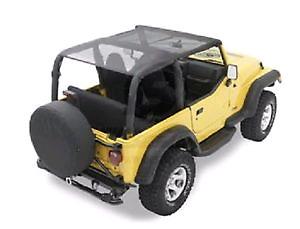Jeep TJ Screen Binini