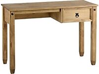 Corona Mexican work table 1 drawer