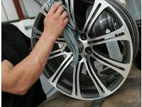 Alloy repair from 25£ per wheel