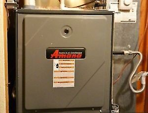 High Efficiency Furnaces & Air Conditioners - No Upfront Costs