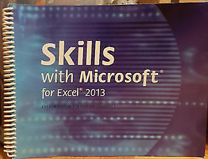 Skills with Microsoft for Excel 2013, Custom Ryerson Edition