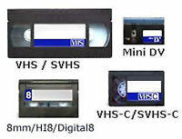 VHS to DVD transfers  + More!