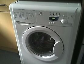 76 Indesit WIXE167 6kg 1600 Spin White LCD Washing Machine 1 YEAR GUARANTEE FREE DEL N FIT