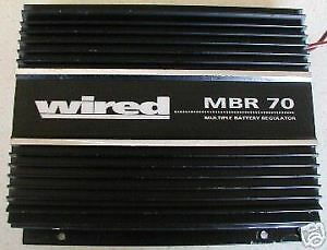 Orion Wired MBR 70 multiple battery regulator CALL 905-822-7000