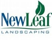 New Leaf Landscaping  **   $35.00  avg city lot  ** MAY 6 /7
